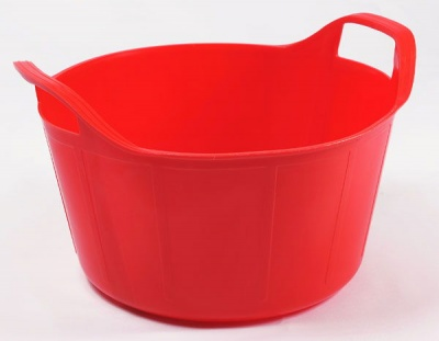 14 Litre Rainbow Trug® - POPPY RED