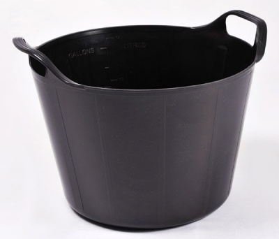15 Litre Rainbow Trug® - PANTHER BLACK