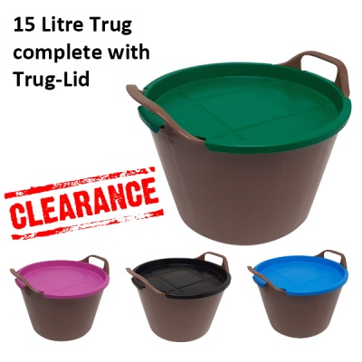 15 Litre Rainbow Trug® - CHOCOLATE SCENTED