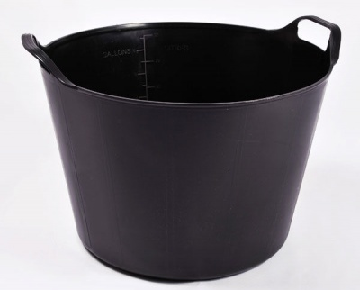 30 Litre Rainbow Trug® - PANTHER BLACK