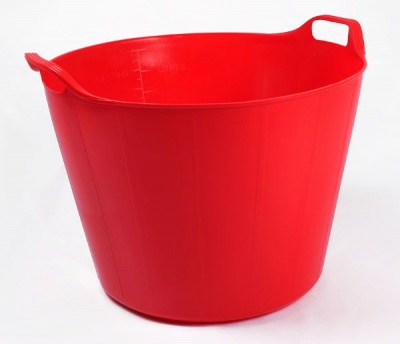 45 Litre Rainbow Trug® - POPPY RED