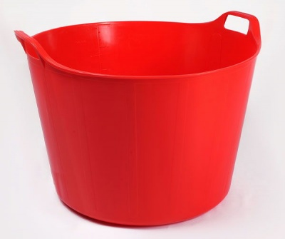 75 Litre Rainbow Trug® - POPPY RED