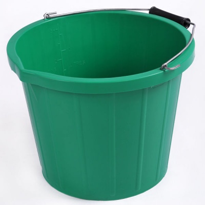 Rainbow 3 Gallon Bucket - MEADOW GREEN