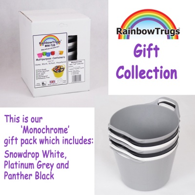 Rainbow Trug Mini-Tub® MONOCHROME Collection