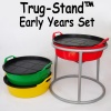 25L Trug-Stand™ with 3 x 25L Trugs and Trug-Lids™