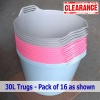 30 Litre Rainbow Trug® - Pack of 16 ASSORTED