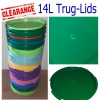 Trug-Lid™ for 14 litre Rainbow Trug (SLIGHT SECONDS)